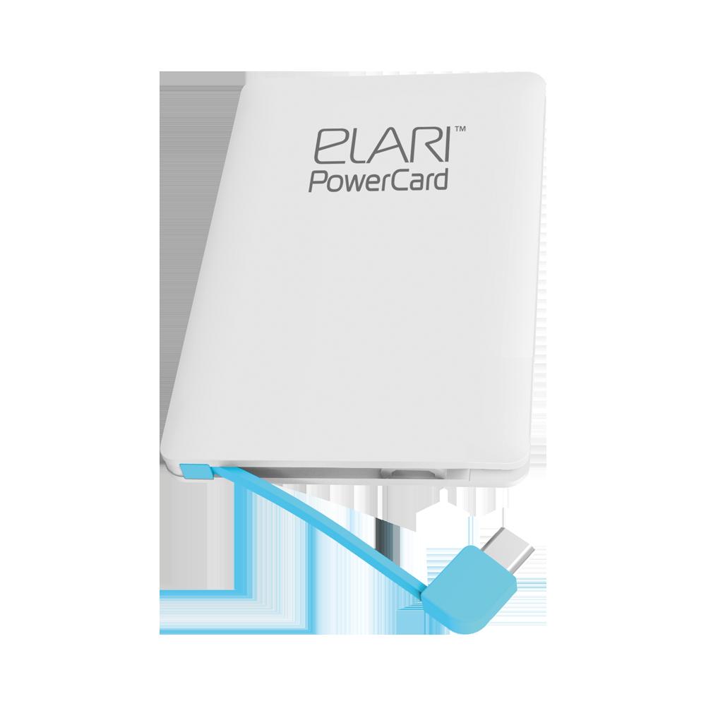 Аккумулятор-кредитка ELARI PowerCard фото