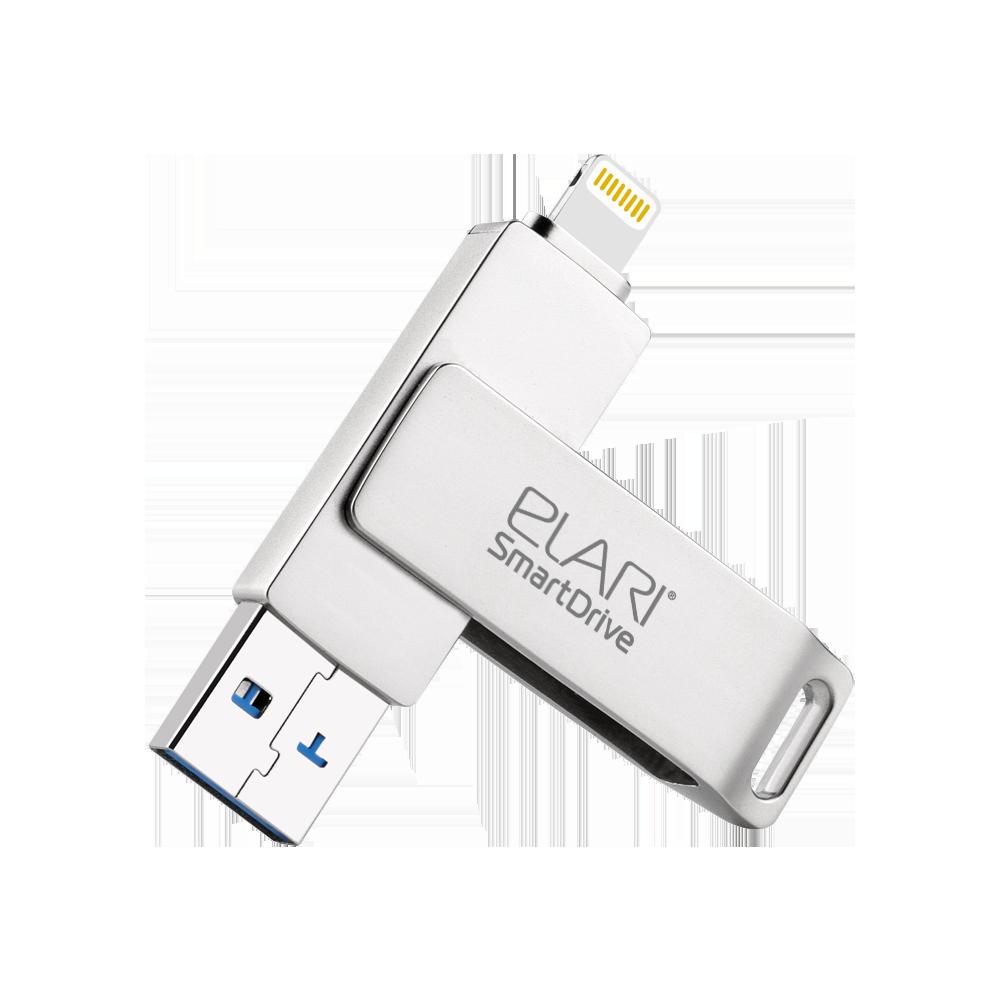 Флеш-карта для iOS устройств ELARI SmartDrive 64Gb фото