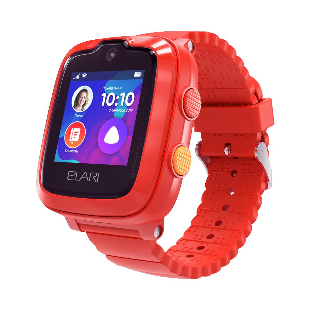 Умные детские часы-телефон KidPhone 4G фото