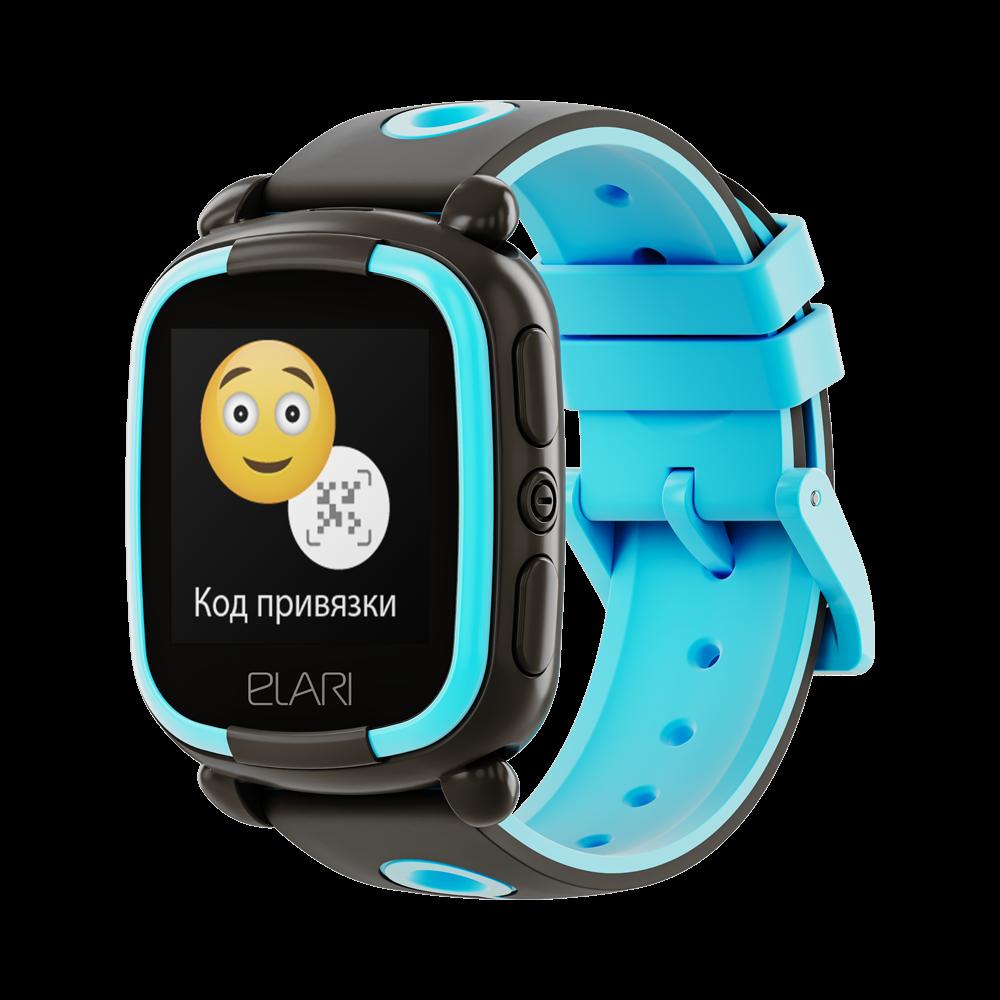 Умные детские часы-телефон KidPhone Lite ELARI