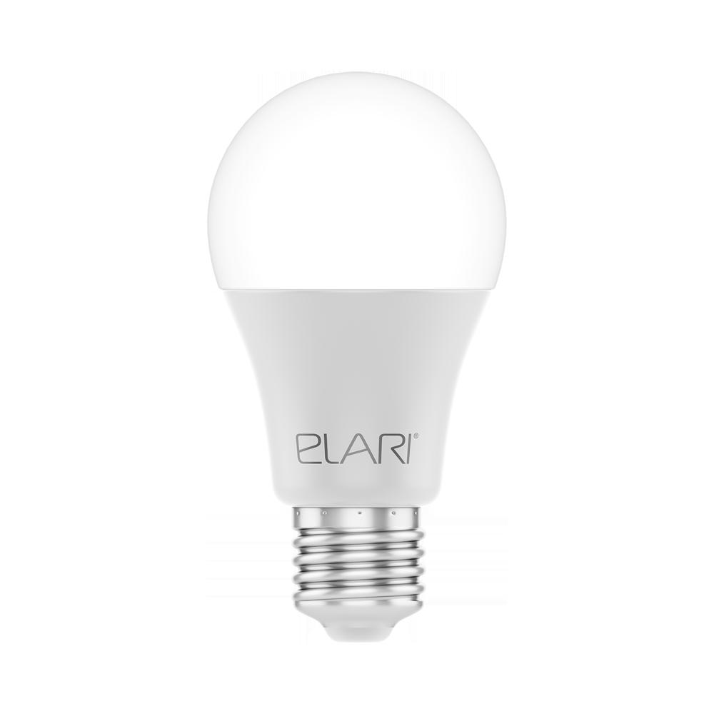 Лампа светодиодная ELARI SmartLED Color, E27, A60, 6Вт фото