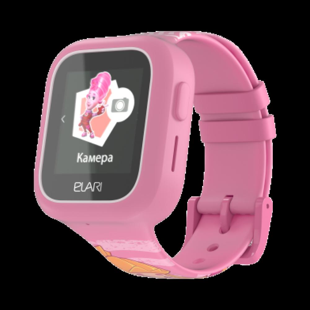 Детские умные часы-телефон ELARI FixiTime Lite