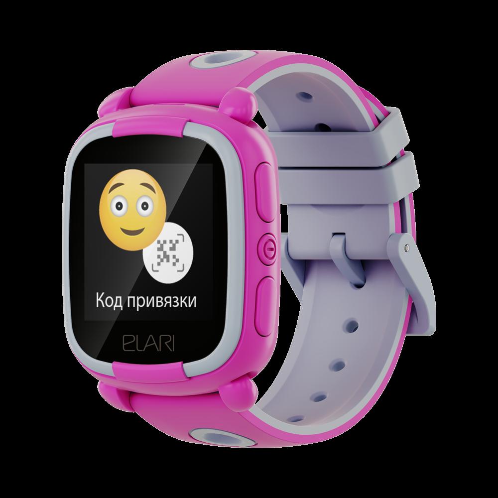Умные детские часы-телефон KidPhone Lite фото