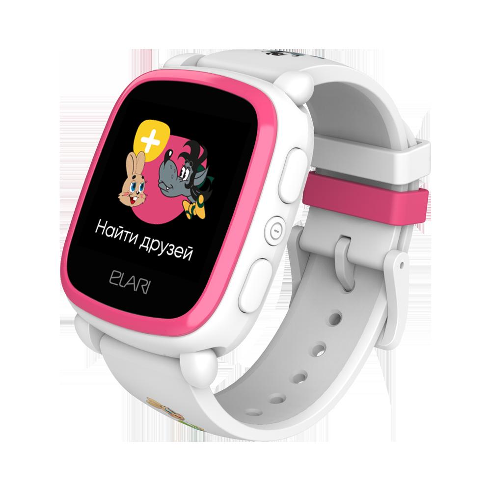 Умные детские часы-телефон «KidPhone Ну, Погоди!» фото