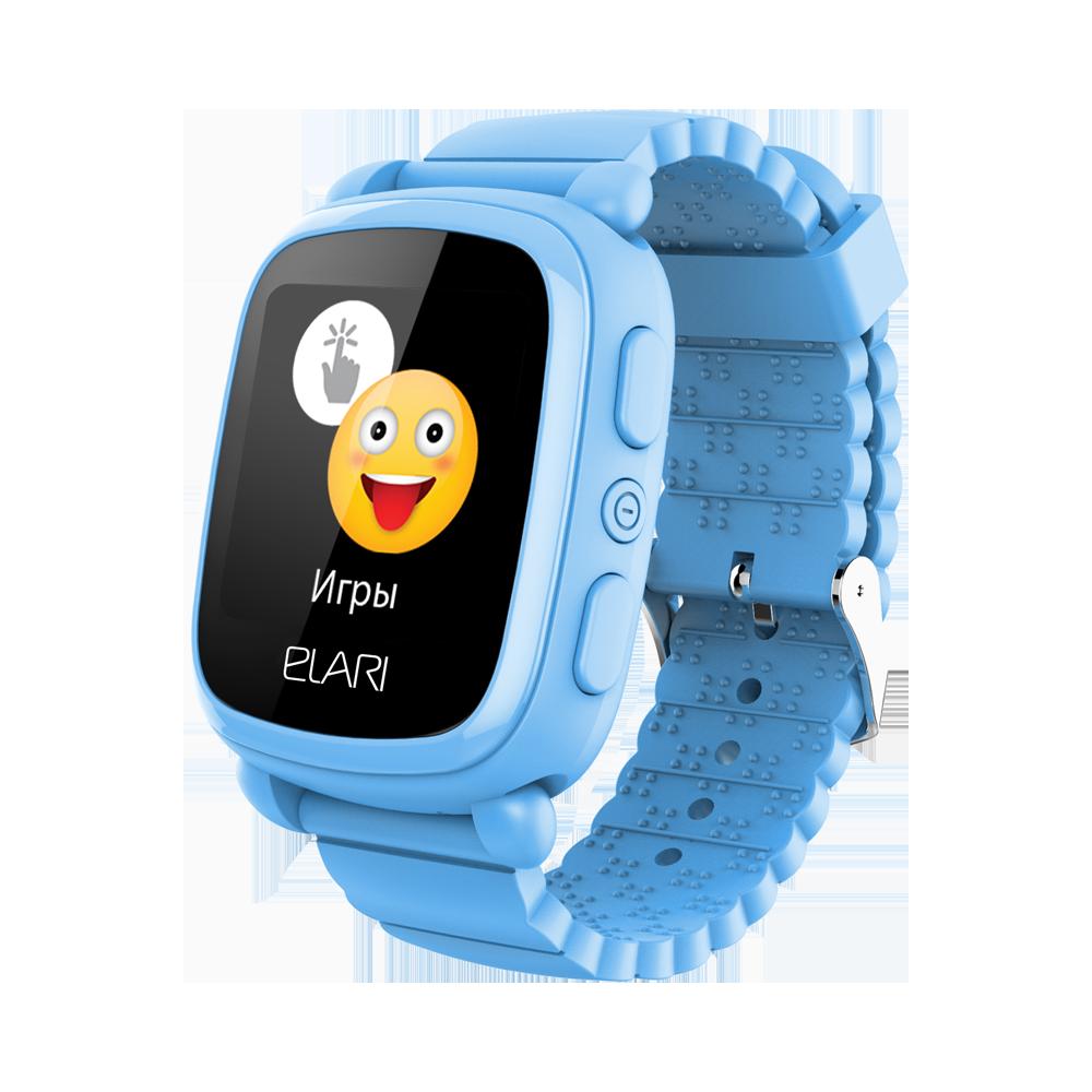 Умные детские часы-телефон KidPhone 2 фото