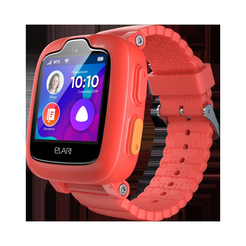 Умные детские часы-телефон KidPhone 3G фото